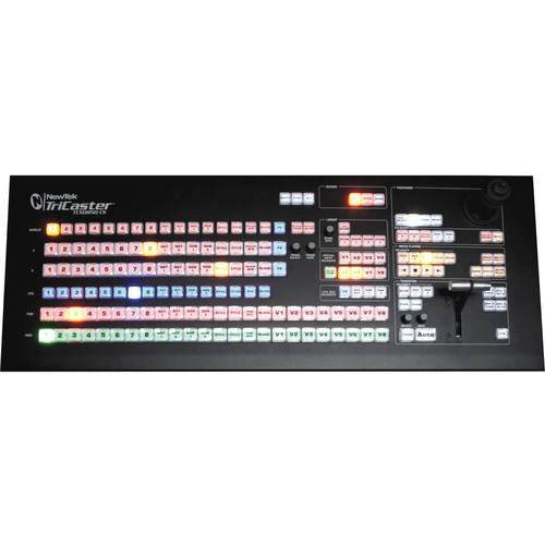NewTek Control Surface for TriCaster 850 and 855