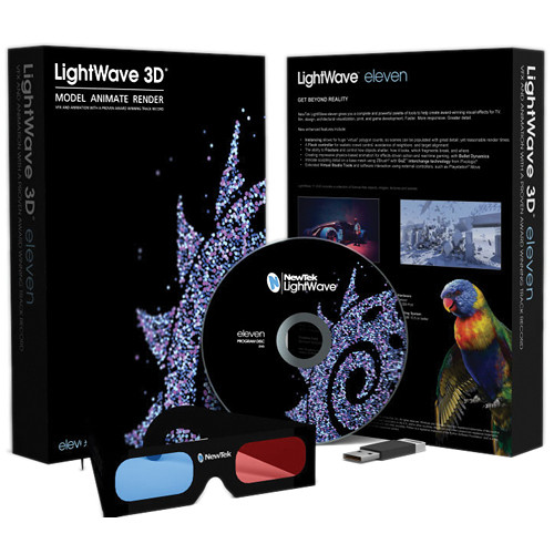 Lightwave by NewTek LightWave 3D 11 Full Version