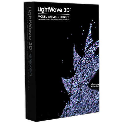 Lightwave by NewTek LightWave 3D 11 Educational Edition Add 5 Seats Upgrade