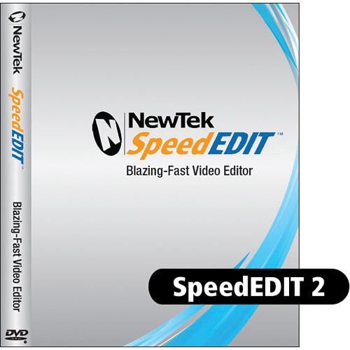 NewTek SpeedEDIT 2 - Educational License (5-Seat Lab Pack)