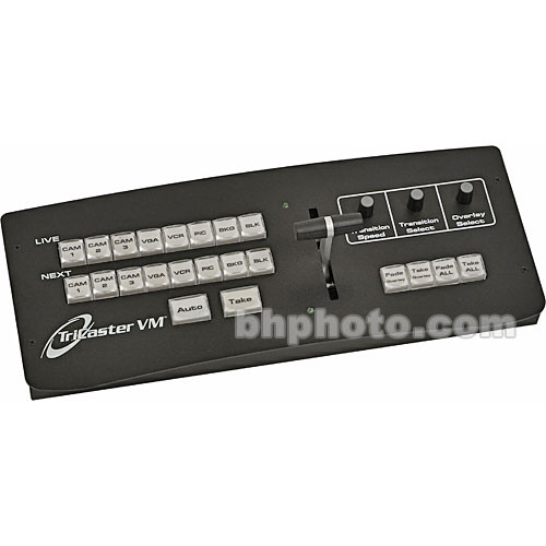 NewTek Tricaster VM - Manual Mixing Console for Tricaster