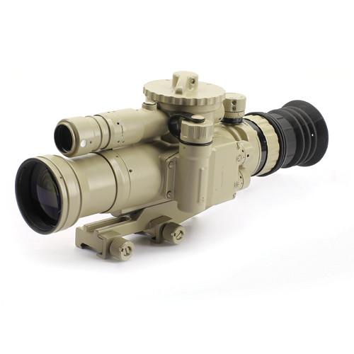 Newcon Optik 3x52 NVS-10 MGM Gen 3 Day/Night Riflescope (Illuminated Ballistic Chevron)