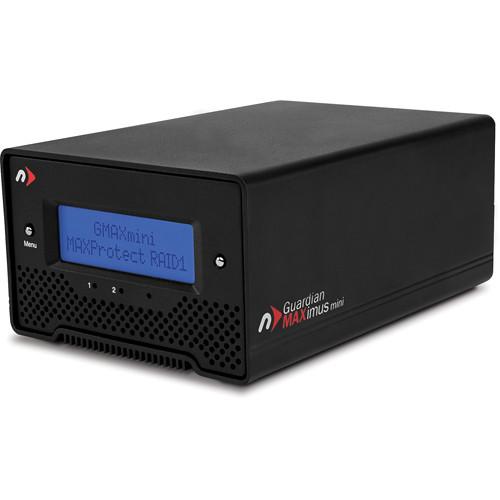 NewerTech 0GB Guardian MAXimus mini Quad Interface Hard Drive Array