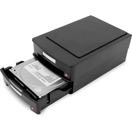 """NewerTech StoraDrive Anti-Static Cases for 3.5"""" Hard Drives / Storage Tray Kit"""