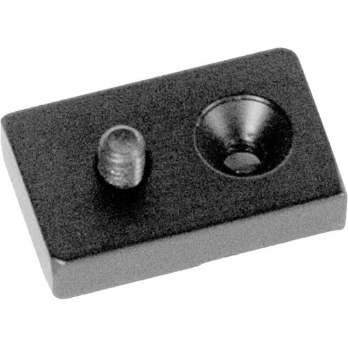 "Newton Camera Brackets Flash Mount Adapter - Handle Mount Flashes w/ Bottom 1/4""-20 Thread"