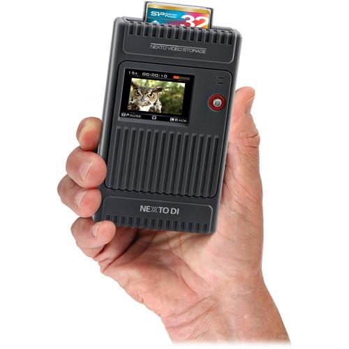 NEXTO DI 750 GB NVS1501 Photo and Video Storage for Pro DSLR / Canon Cinema EOS Camcorders