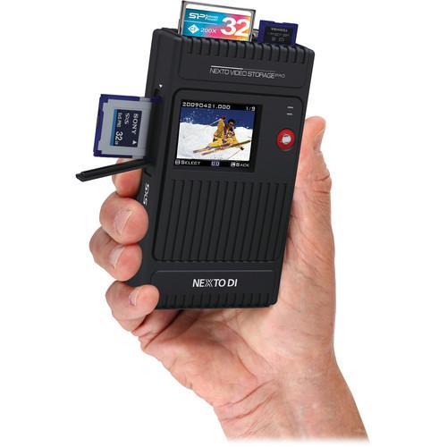 NEXTO DI NVS 2501 Video Storage Pro