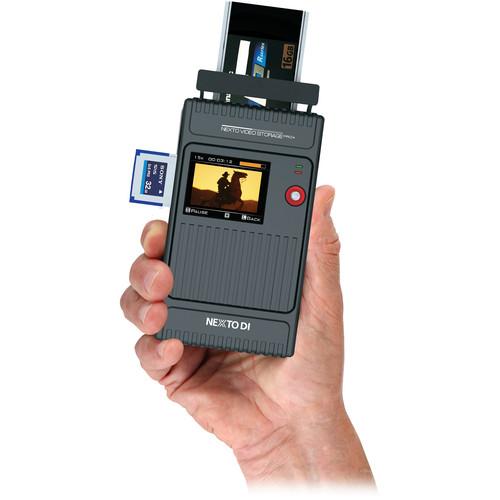 NEXTO DI 750 GB NVS2525-A Video Storage Pro+ with Plus 1 Pack for Arri Alexa