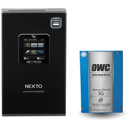 NEXTO DI ND2730S Nexto Photo Storage Portable Backup Drive (120GB SSD)