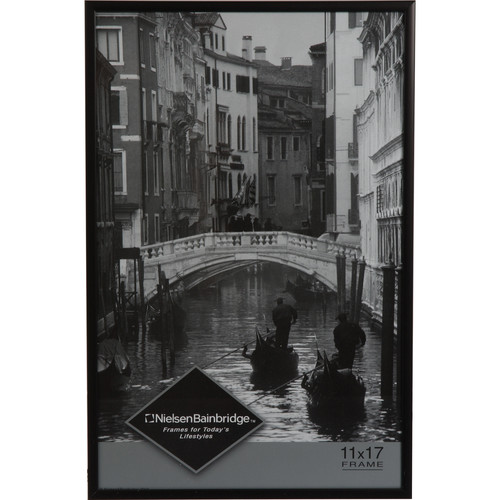 "Nielsen & Bainbridge Artcare Studio Frame - 11x17"" - Matte Black"