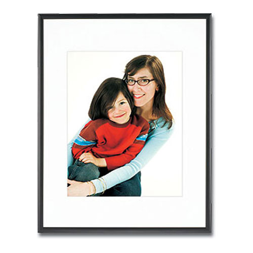 "Nielsen & Bainbridge Studio Metal Frame (16 x 20"" with 11 x 14"" Opening, Matte Black)"