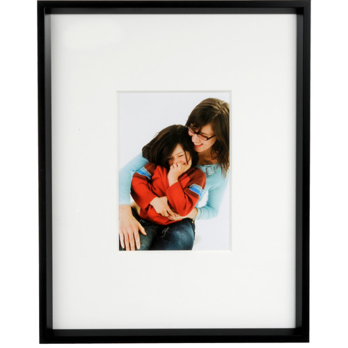 "Nielsen & Bainbridge Gallery Frame - 11x14"" Mat with 5x7"" Opening"