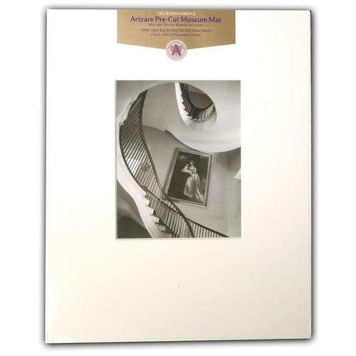 """Nielsen & Bainbridge Mat - Fits Gallery Frame, 16x20"""" Mat with 8x10"""" Opening"""