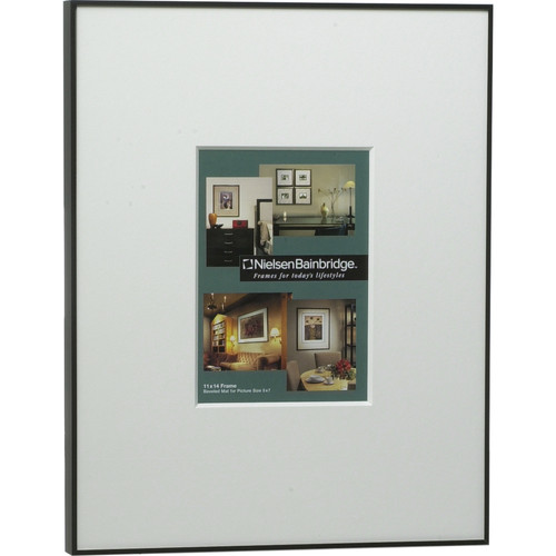 """Nielsen & Bainbridge Photography Collection Frame - 16x20"""" Mat with 8x10"""" Opening"""