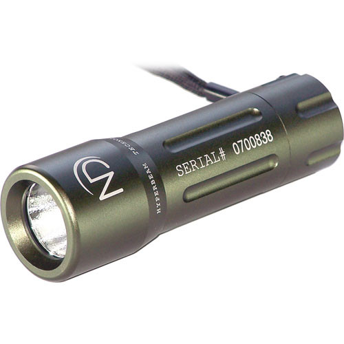 Night Detective Hyper Beam V-45 Flashlight (Green)