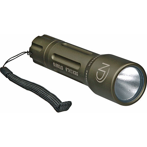 Night Detective Hyper Beam V-60 Flashlight (Green)