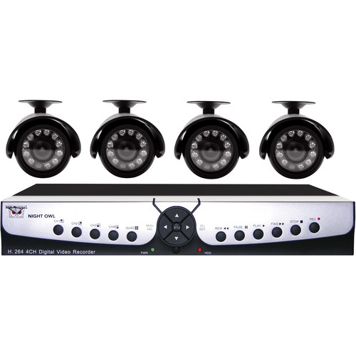 Night Owl Apollo-45 Video Security Kit