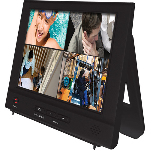 "Night Owl 8"" Color LCD Security Monitor with Audio"