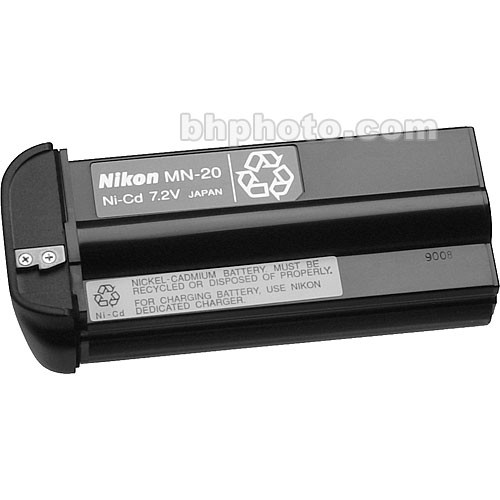 Nikon MN-20 Nicad Battery Pack for MB-23