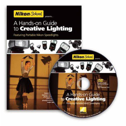 Nikon DVD: Hands on Guide to Creative Lighting