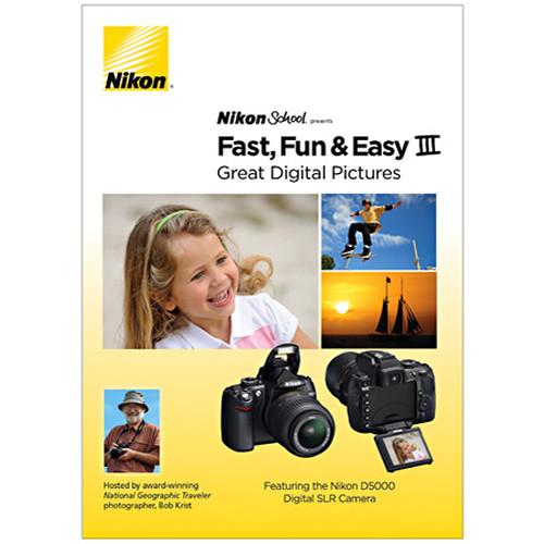 Nikon DVD: Fun, Fast & Easy III: Great Digital Pictures