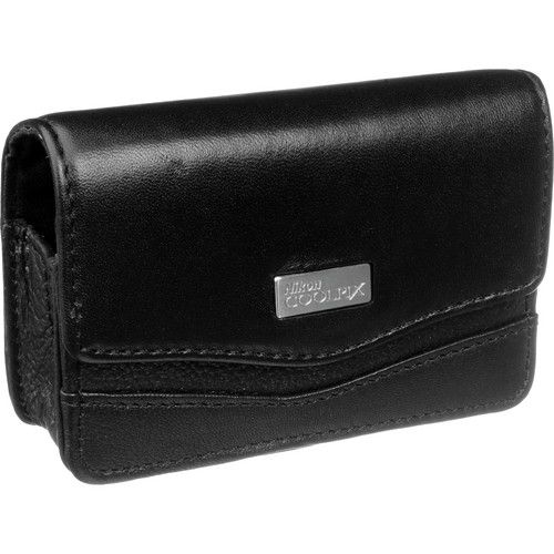 Nikon Coolpix Leather Case for S8100 Digital Camera