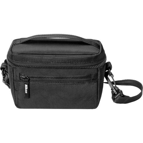 Nikon Case for a Coolpix or Nikon 1 J or V Camera (Black)