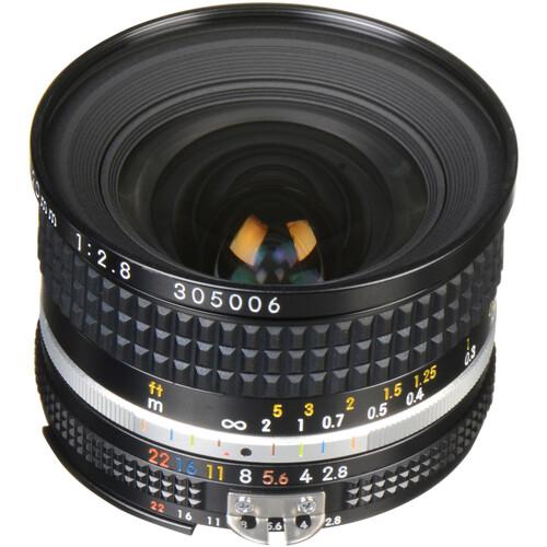 Nikon NIKKOR 20mm f/2.8 Lens