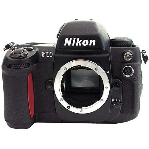 Nikon F100 35mm SLR Camera (Body Only)