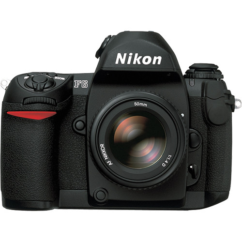 Nikon F6 35mm SLR Autofocus Camera Body