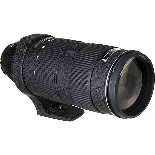 Nikon Zoom Telephoto AF-S Zoom Nikkor 80-200mm f/2.8D ED-IF Autofocus Lens