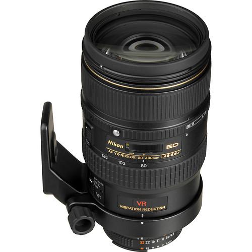 Nikon AF VR Zoom-NIKKOR 80-400mm f/4.5-5.6D ED Lens (Refurbished)