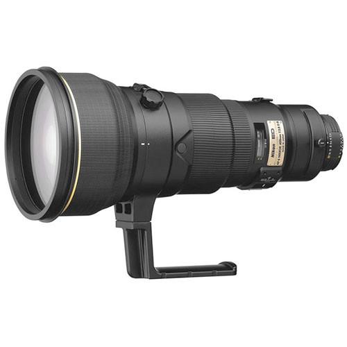 Nikon Telephoto AF-S Nikkor 400mm f/2.8D ED-IF II Autofocus Lens - Black