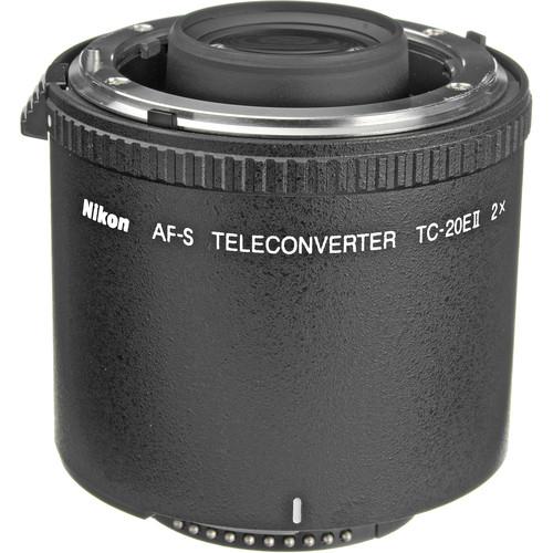 Nikon TC-20E II 2x Teleconverter