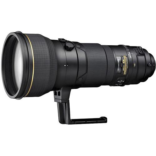 Nikon AF-S NIKKOR 400mm f/2.8G ED VR Lens (Refurbished)