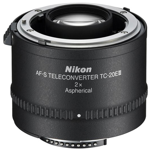 Nikon AF-S Teleconverter TC-20E III (Refurbished)