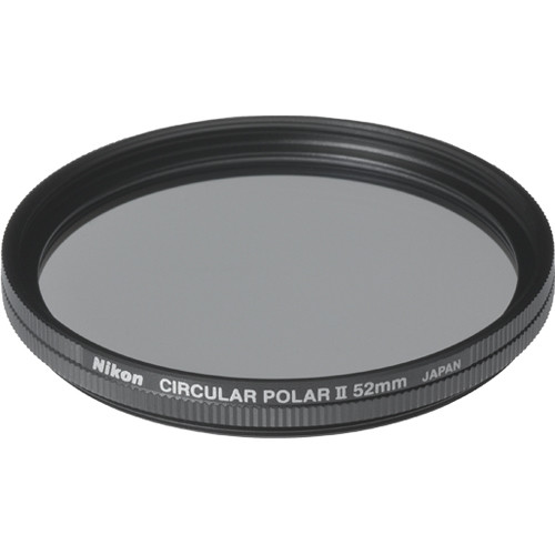 Nikon 52mm Circular Polarizer II Filter