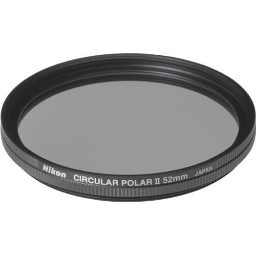 Nikon 52mm Circular Polarizer II Filter