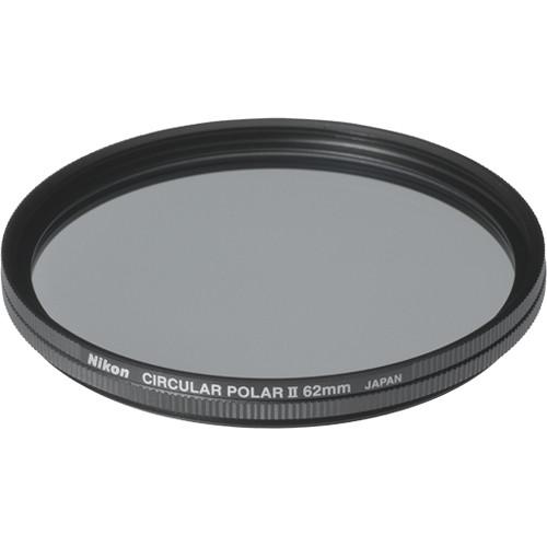 Nikon Circular Polarizer II Filter (62mm)