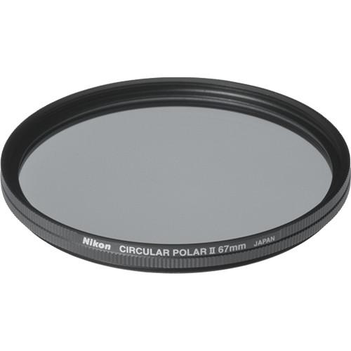 Nikon Circular Polarizer II Filter (67mm)