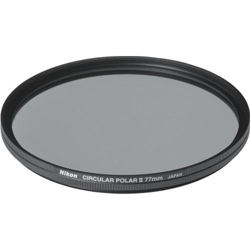 Nikon Circular Polarizer II Filter (77mm)
