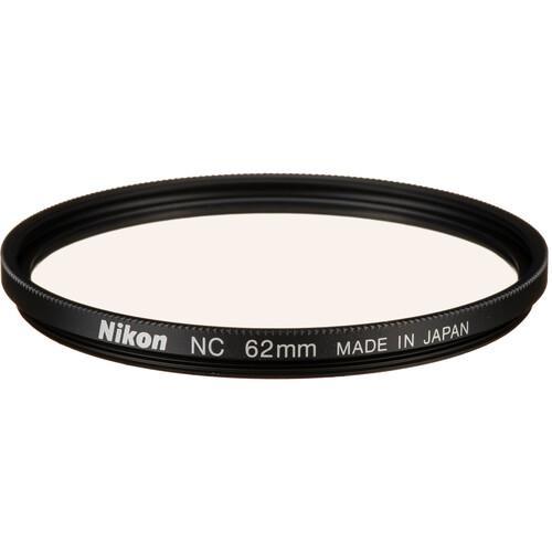 Nikon 62mm Neutral Clear Filter