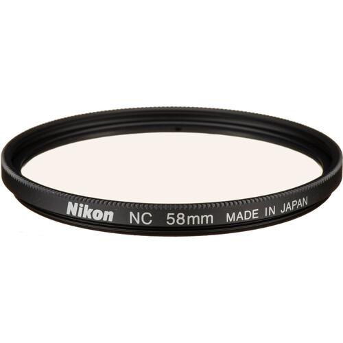 Nikon 58mm Filter NC (Neutral Clear)