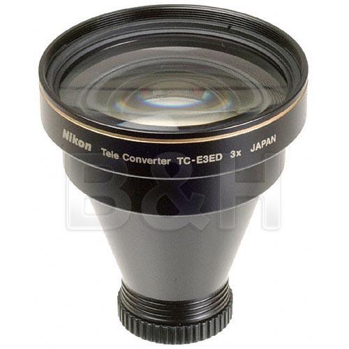 Nikon TC-E3ED 3x Telephoto Converter Lens