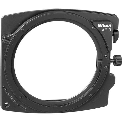 Nikon AF-3 Gel Filter Holder