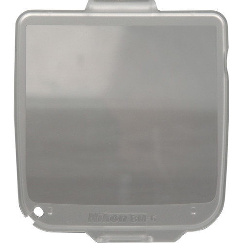 Nikon BM-6 LCD Monitor Cover