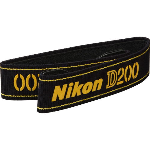 Nikon AN-D200 Replacement Neck Strap for D200 DSLR