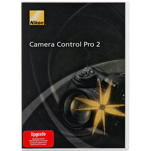 Nikon Camera Control Pro 2.0 Software (Upgrade)