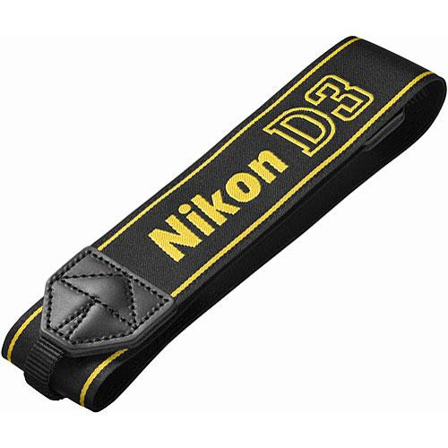 Nikon AN-D3 Replacement Neck Strap for D3 DSLR