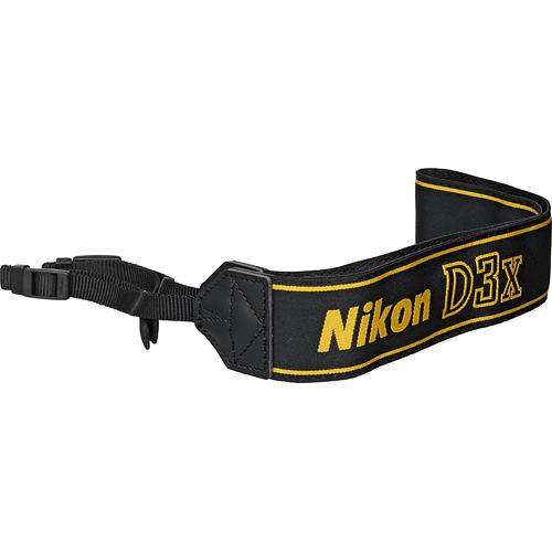 Nikon AN-D3X Replacement Neck Strap for D3X DSLR